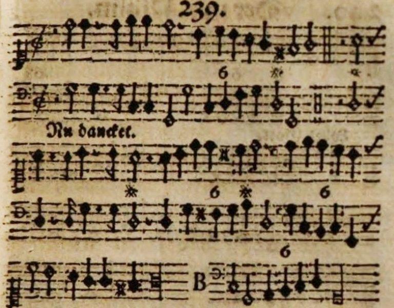 Nun danket alle Gott (1653)