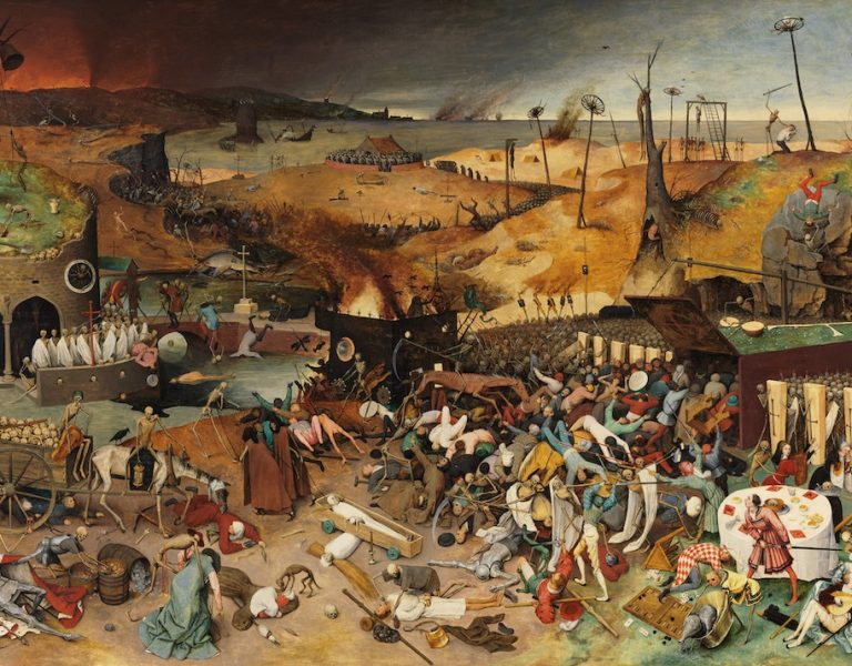 The Triumph of Death by Pieter Bruegel the Elder, c.1562
