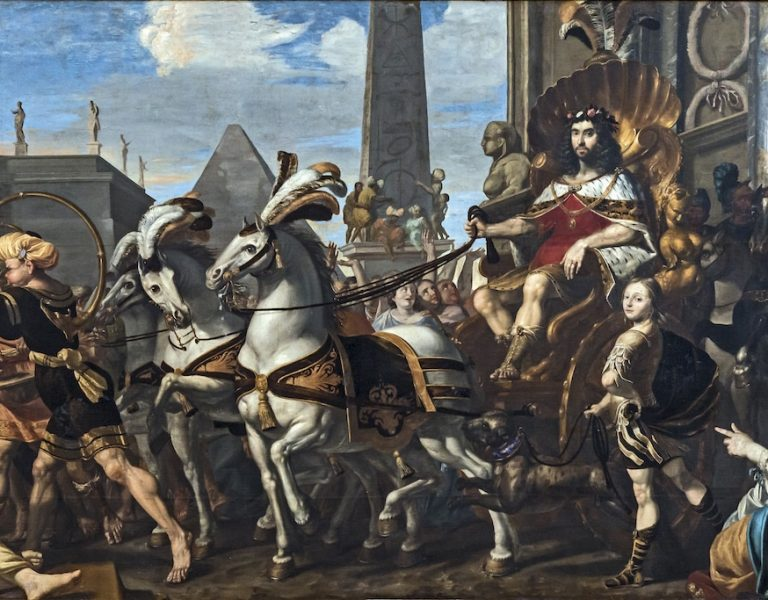 The Triumph of Joseph by Hilaire Pader, 1607-1677